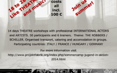 Jobact SummerCamp 2016