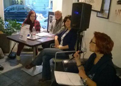Ambasciatori per l'Alzheimer Libreria Volare - Pinerolo 17.3.2016 Monica-10