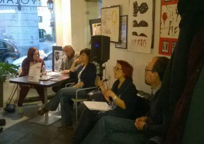 Ambasciatori per l'Alzheimer Libreria Volare - Pinerolo 17.3.2016 Monica2-11