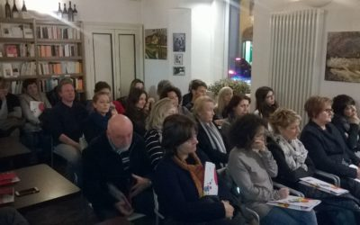 """""""Ambasciatori per l'Alzheimer"""" Libreria Volare – Pinerolo 17.3.2016"""