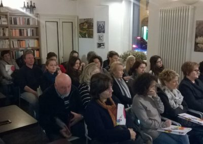 Ambasciatori per l'Alzheimer Libreria Volare - Pinerolo 17.3.2016 Pubblico-14
