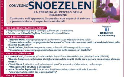 Snoezelen: La persona al centro della relazione