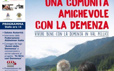 Convegno: Verso una comunità amichevole con la demenza
