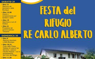Porte aperte: Rifugio Re Carlo Alberto