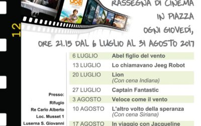 Mi Rifugio al Cinema – estate 2017