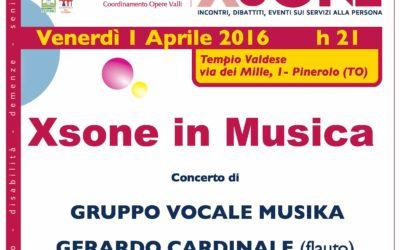 Spettacoli: Concerto di musica  al via XSONE 3.0
