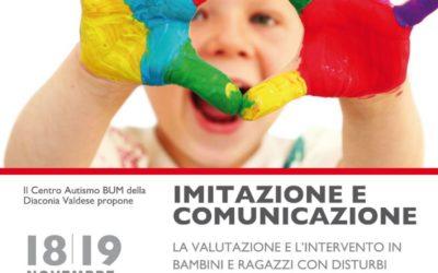 Giornate di formazione: IMITAZIONE e COMUNICAZIONE