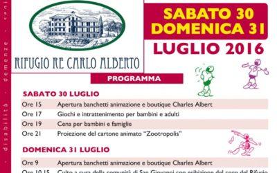 Porte aperte Rifugio Re Carlo Alberto