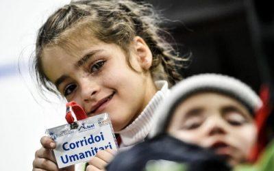 Corridoi umanitari: l'apprezzamento di Gentiloni
