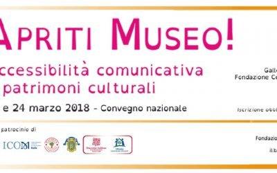 Convegno Nazionale – Apriti Museo!