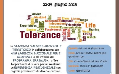 "Residenza intensiva ""YES WEeCANd!"" 22-24 giugno 2018"