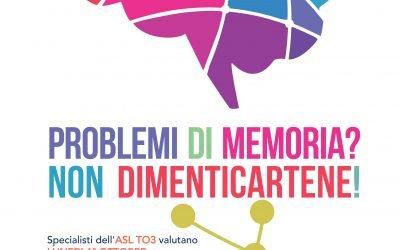 PROBLEMI DI MEMORIA?