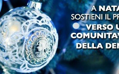 A Natale sostieni la Comunità Amichevole con la Demenza