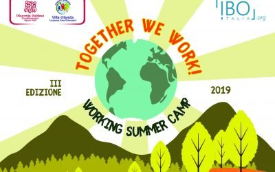 IBO –  WORKING SUMMER CAMP