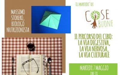 Massimo Storero e i percorsi del cibo