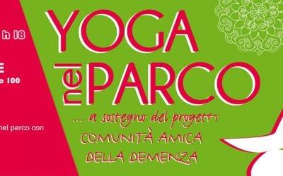 Seminario di Yoga in collaborazione con l'Accademia del Movimento e Hotel Barrage