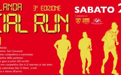Villa Olanda Social Run 3'A edizione