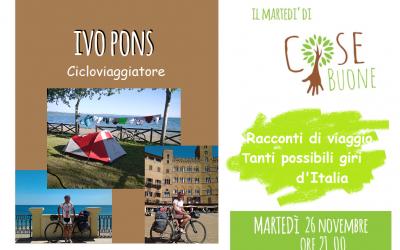 Racconti di viaggio: tanti possibili giri d'Italia