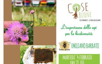 L'importanza delle api per la biodiversità