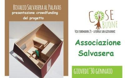 Associazione Salvasera – presentazione crowdfunding del progetto