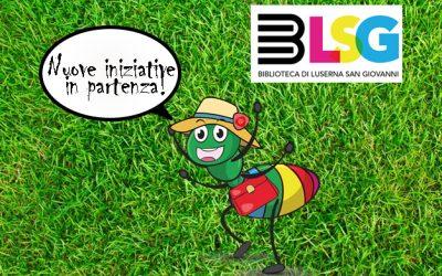 Nuove iniziative in partenza per la Biblioteca di Luserna