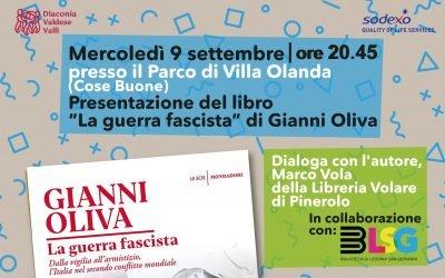'La guerra fascista' di Gianni Oliva