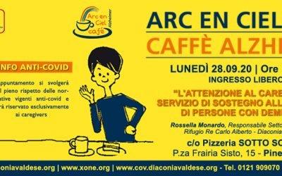 Riparte il Caffè Alzheimer