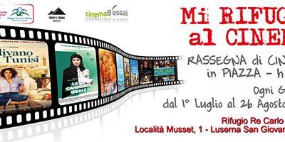 """Una nuova estate con """"Mi Rifugio al Cinema"""""""