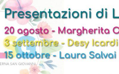 Al via con le presentazioni di libri della Biblioteca Comunale di Luserna San Giovanni (TO)